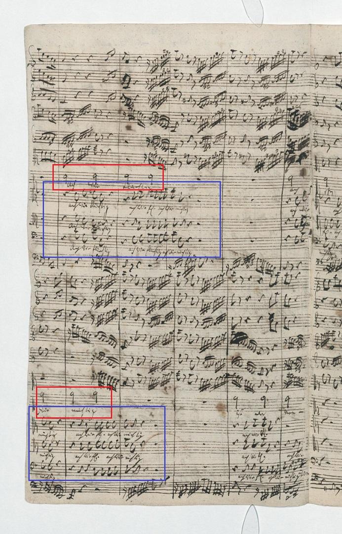 BWV 26. №1 [Chorus] (page 2)