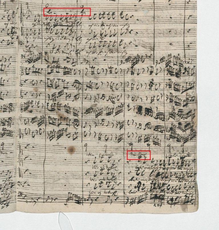 BWV 26. №1 [Chorus] (page 3)