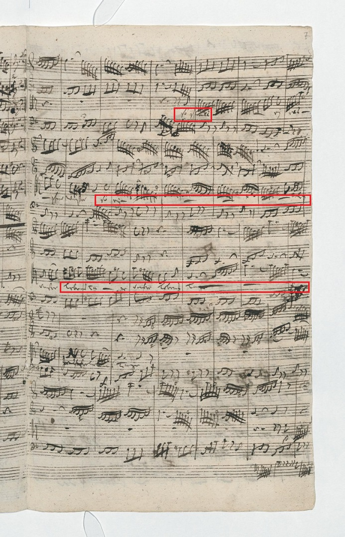 BWV 26. №2 Aria T (page 2)