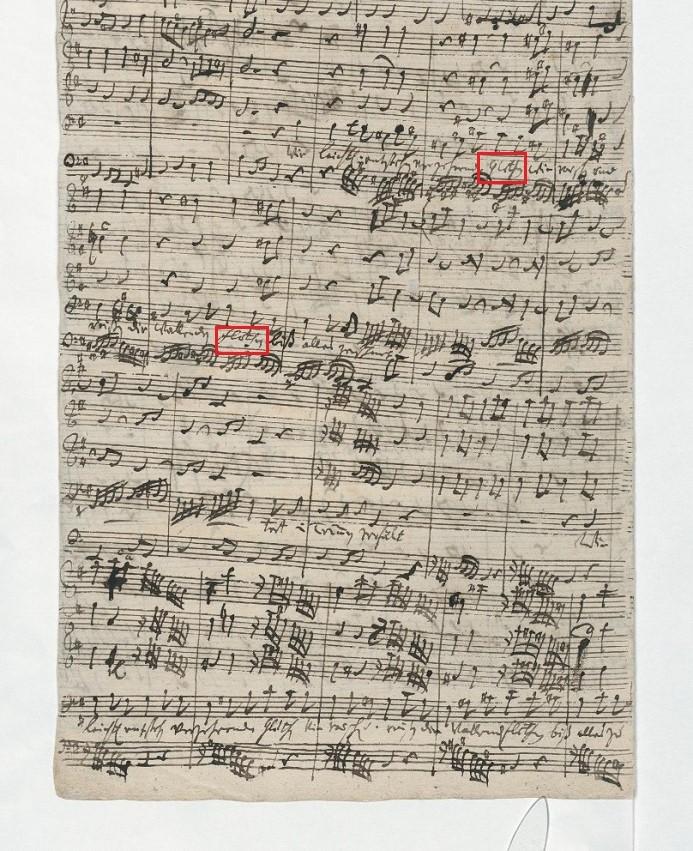 BWV 26. №4 Aria В (page 3)