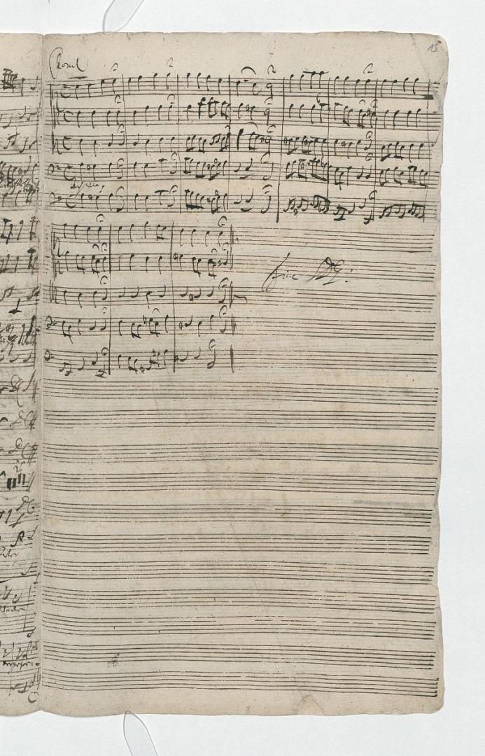BWV 26. №6 Chorale
