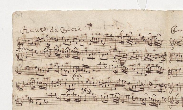 BWV 46. Oboe da caccia I (page 2)