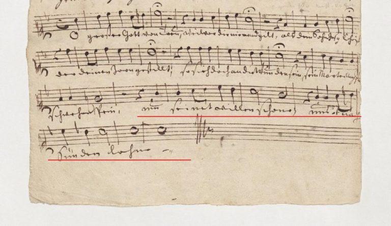 BWV 46. Soprano (page 2)
