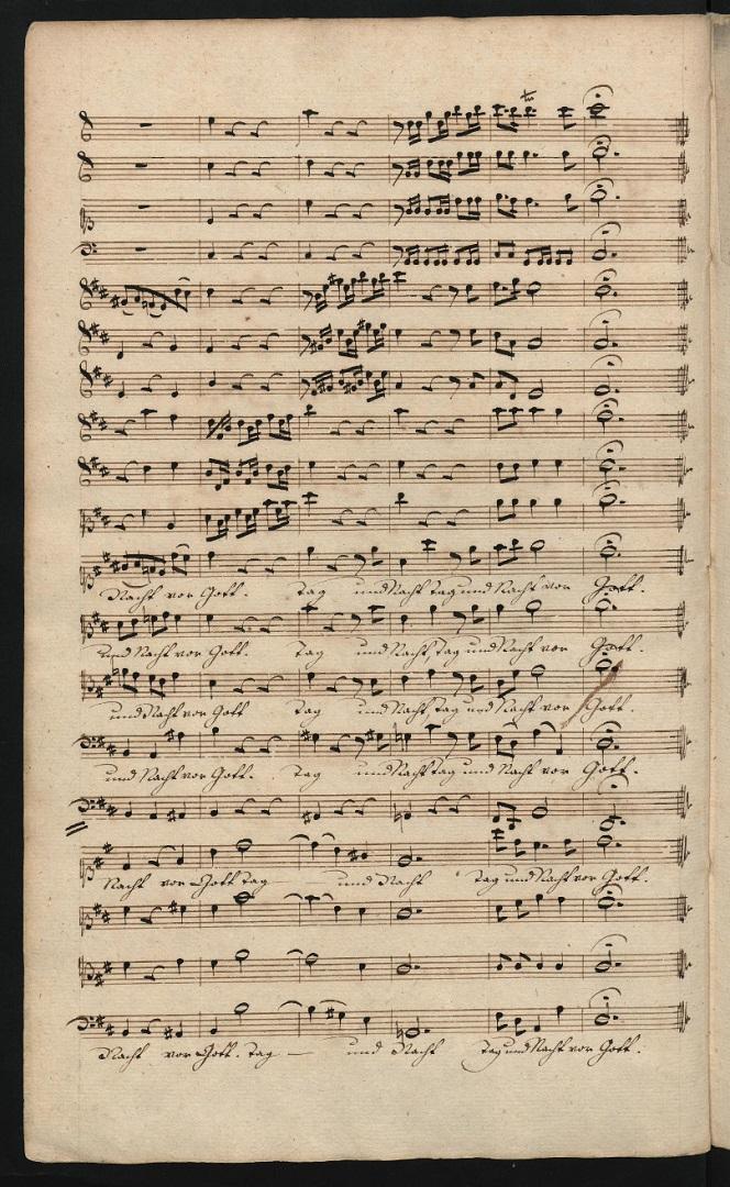 BWV 50. Nun ist das Heil und die Kraft