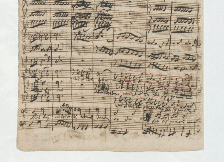 BWV 6. №1. Сoro (2)