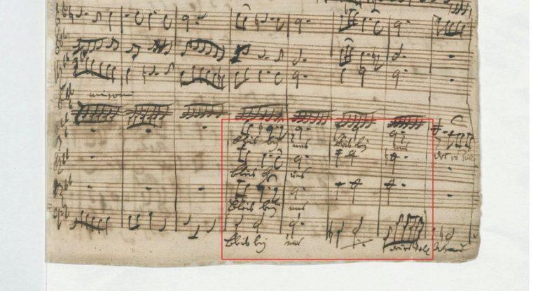 BWV 6. №1. Сoro