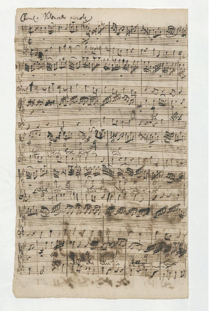 BWV 6. №3. Сhoral (2)