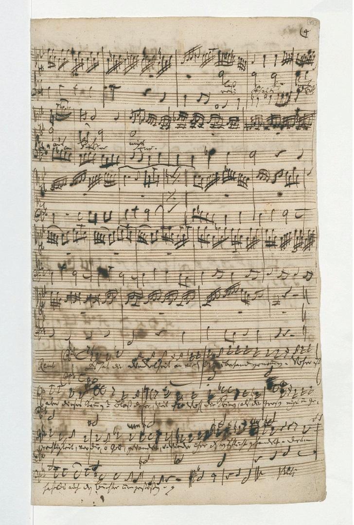 BWV 6. №4. Recit[ativo]