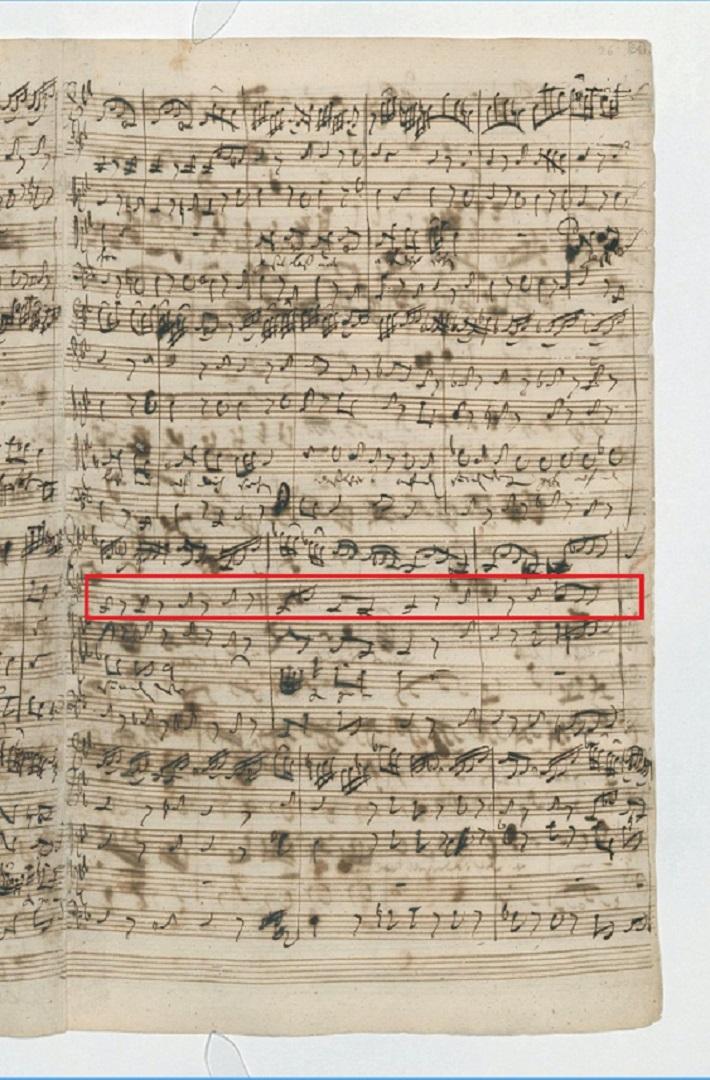 BWV 6. №5. Aria (2)