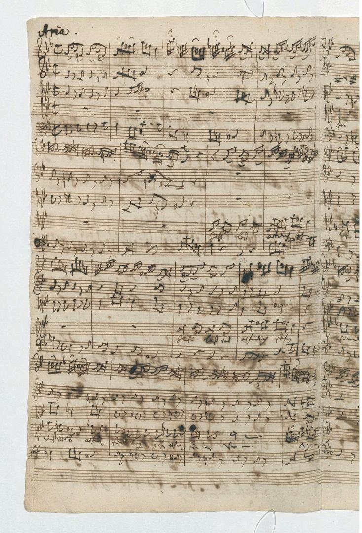 BWV 6. №5. Aria