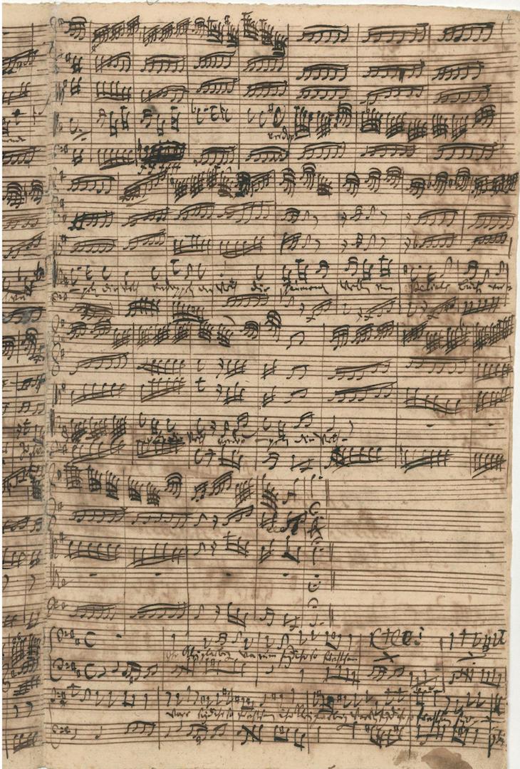 BWV 65. No 4. Arioso B