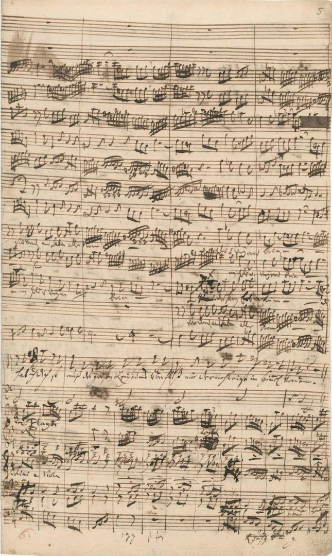 BWV 65. No 6. Aria T