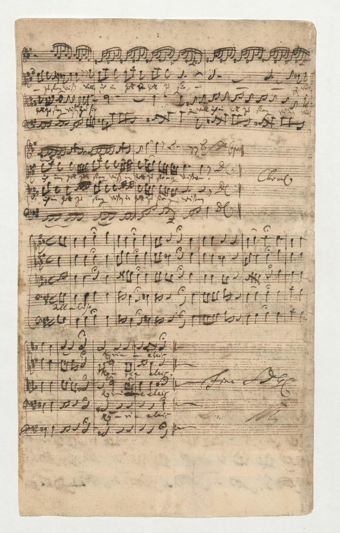 BWV 66. №5. Duetto (2)