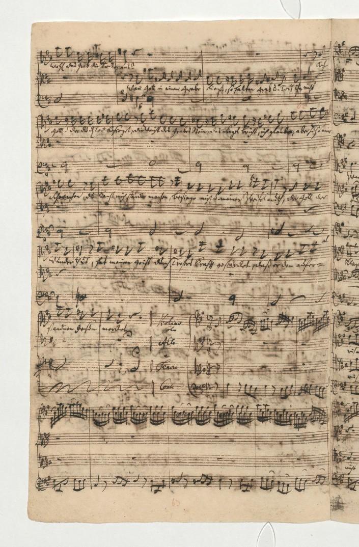 BWV 66 №5 Duetto
