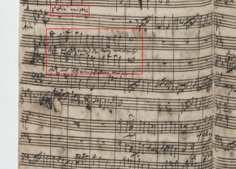 BWV 79. Aria (Duetto) S B