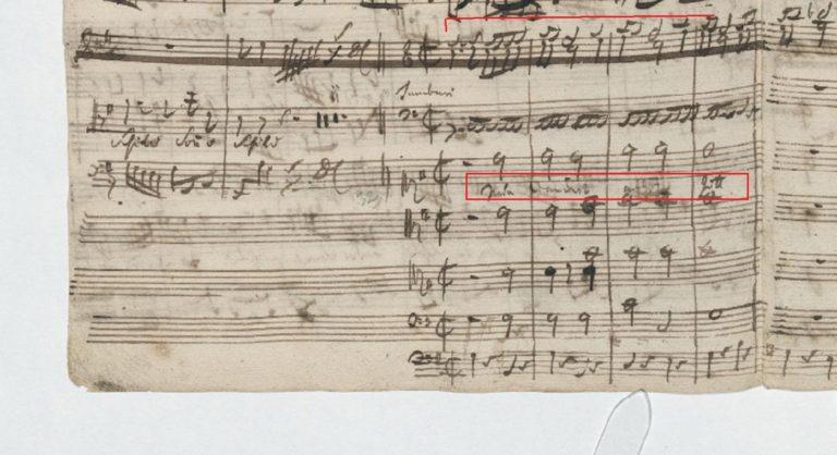 BWV 79. Chorale