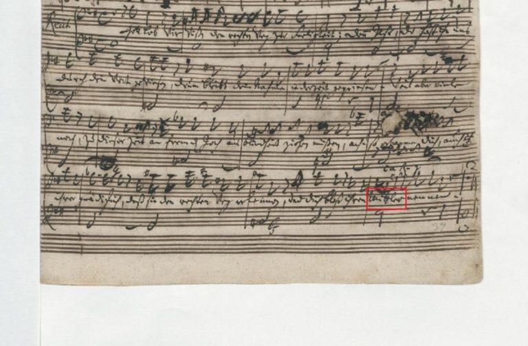 BWV 79. Recitativo B