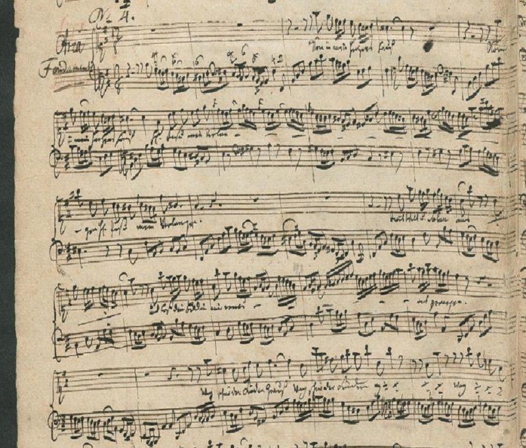BWV 80 №4. Aria S