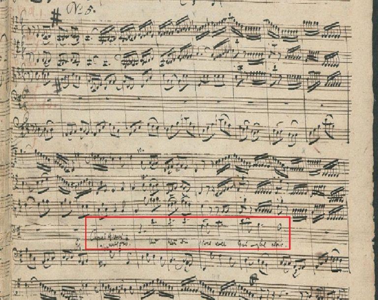 BWV 80 №5. Chorale