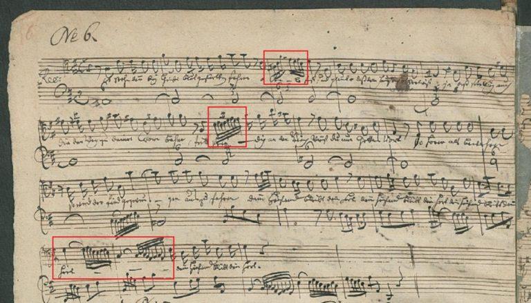 BWV 80 №6. Recitativo T
