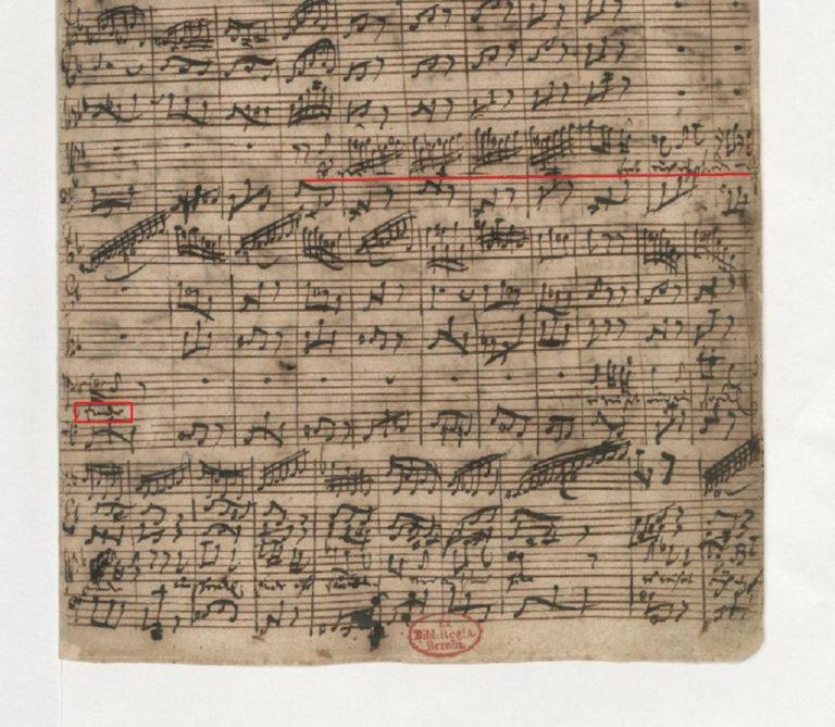 BWV 90. №1 Aria T