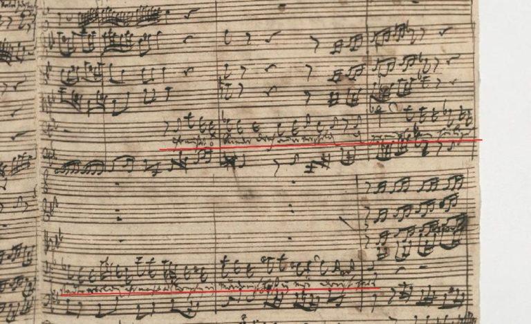 BWV 90. №3 Aria B (page 3)