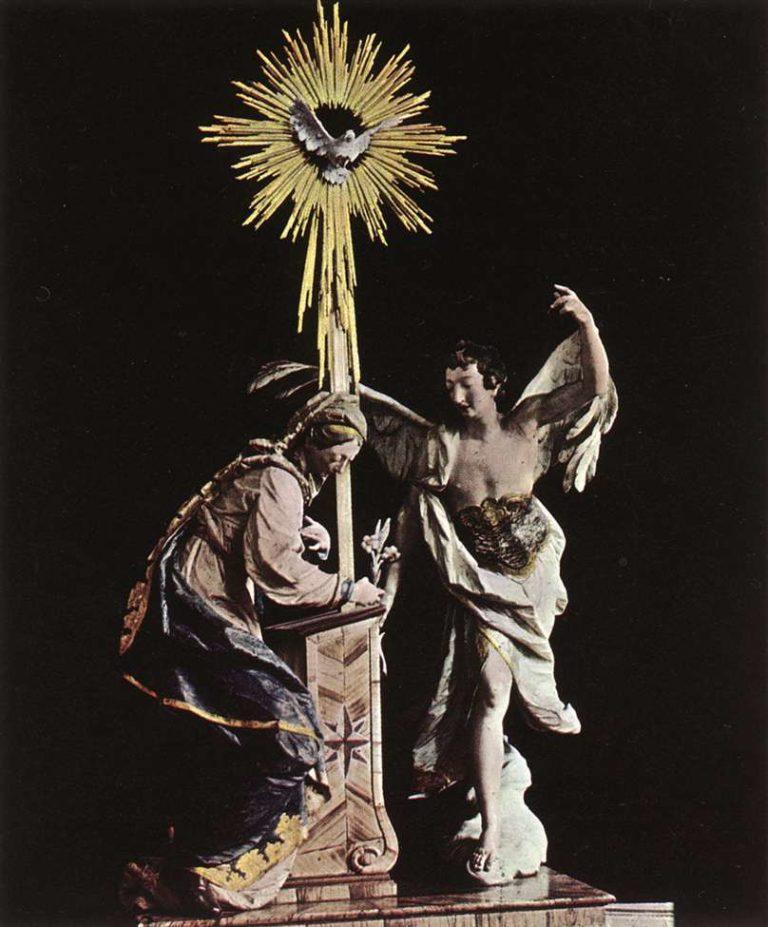 Благовещение. 1763