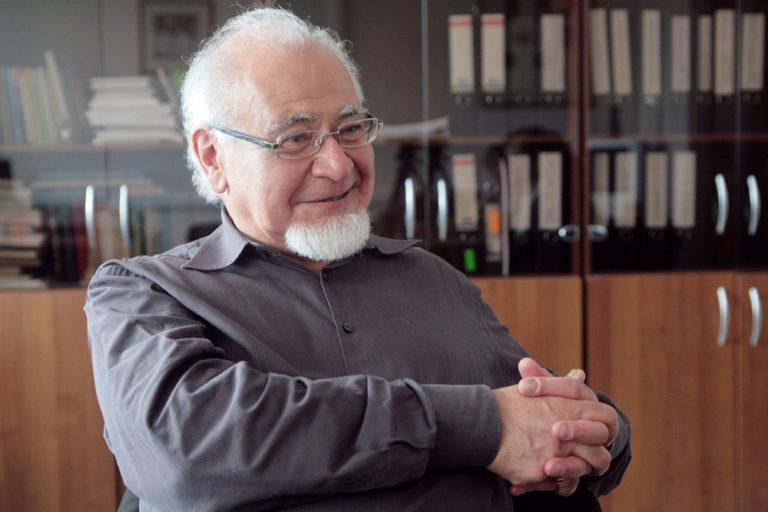 Борис Михайлович Гаспаров (род. 1940)