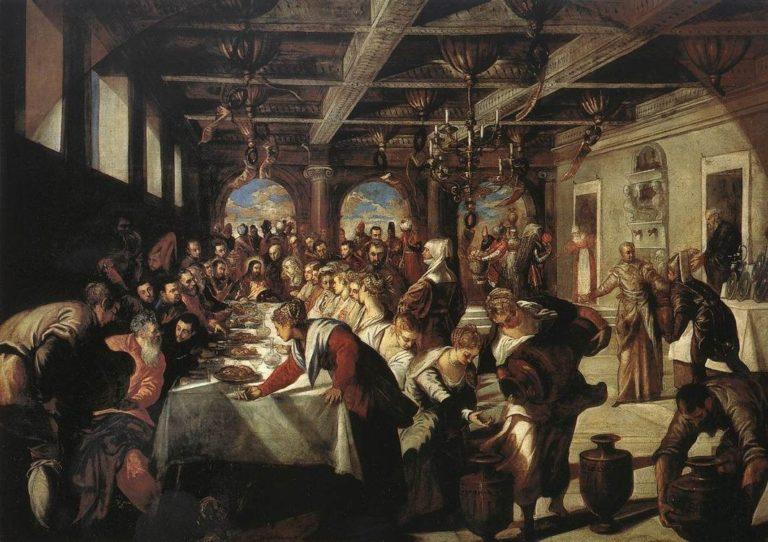 Брак в Кане Галилейской. 1561