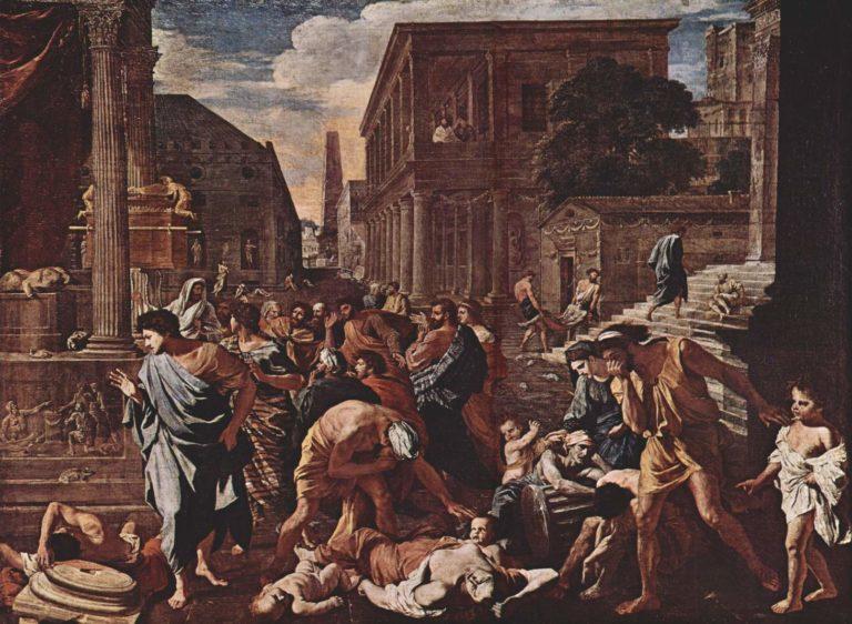 Чума в Ашдоде. 1630