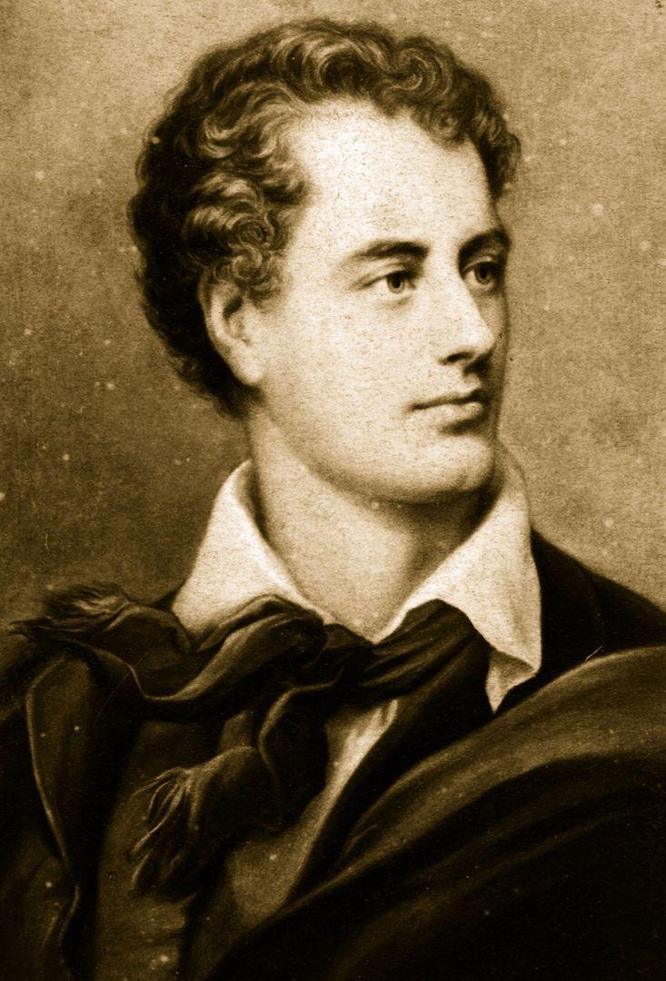 Джордж Гордон Байрон (1788 — 1824)