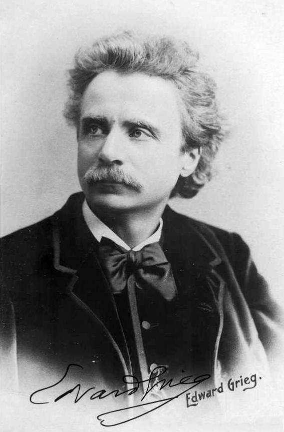 Эдвард Хагеруп Григ (норв. Edvard Hagerup Grieg, 1843—1907)