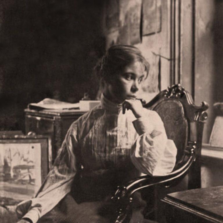 Елена (Элеонора) Генриховна Гуро (Матюшина, 1877 — 1913)