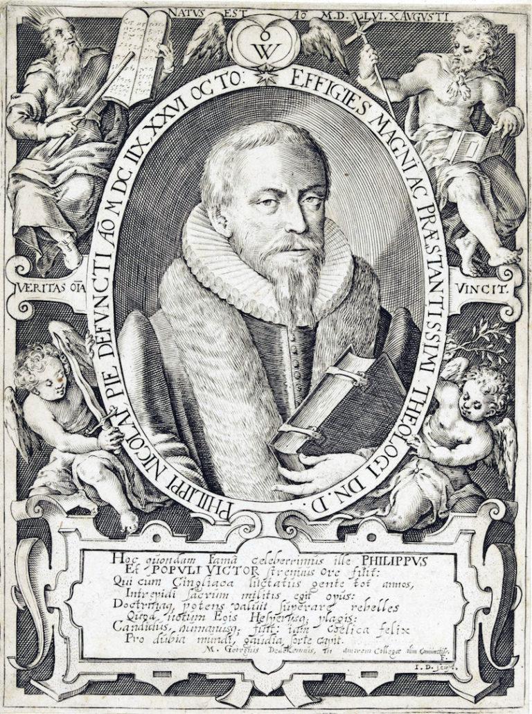 Филипп Николаи (нем. Philipp Nicolai, 1556 — 1608)