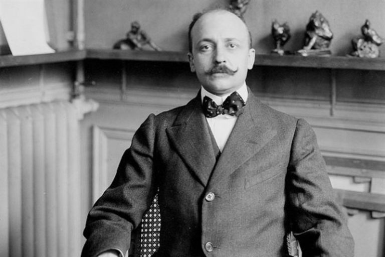 Филиппо Томмазо Маринетти (итал. Filippo Tommaso Marinetti, 1876 — 1944)