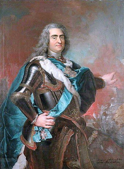 Фридрих Август Сильный (нем. August II. der Starke, 1670-1733)