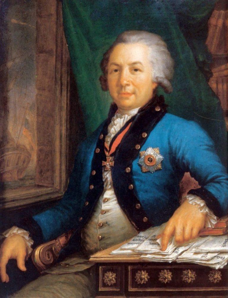Гавриил (Гаврила) Романович Державин (1743 — 1816)