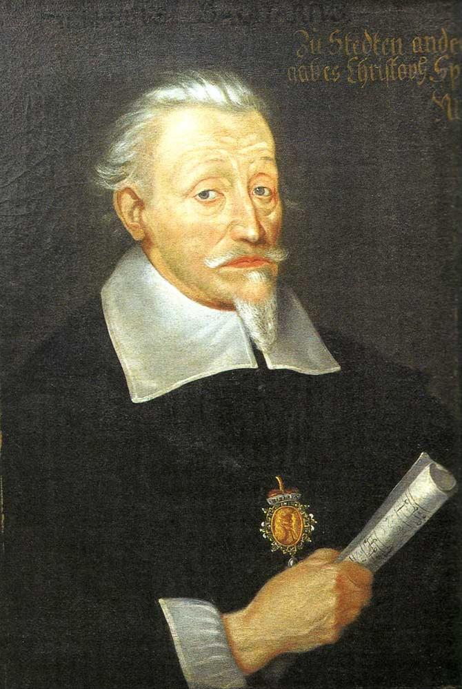 Генрих Шютц (нем. Heinrich Schütz, 1585-1672) – немецкий композитор, органист и педагог. Ок. 1660