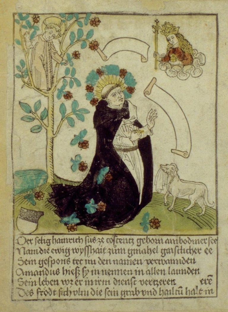 Генрих Сузо (1295 или 1297 — 1366)