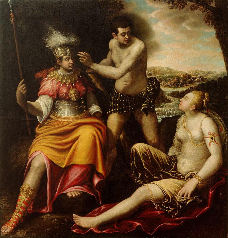 Геркулес на распутье. 1640-42