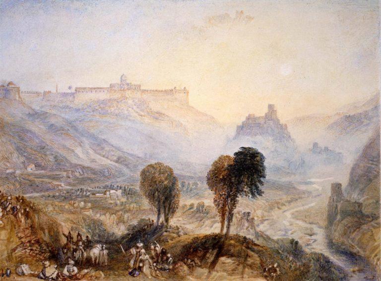 Гора Мориа. Иерусалим