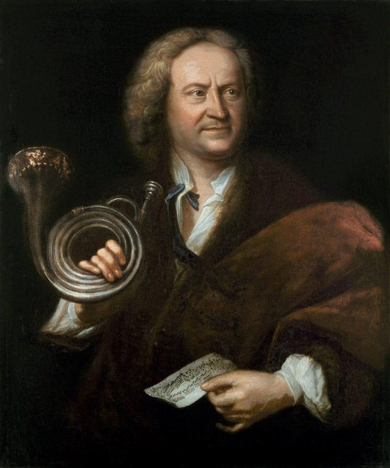 Готтфрид Райхе (нем. Gottfried Reiche, 1667 – 1734). 1726–1727