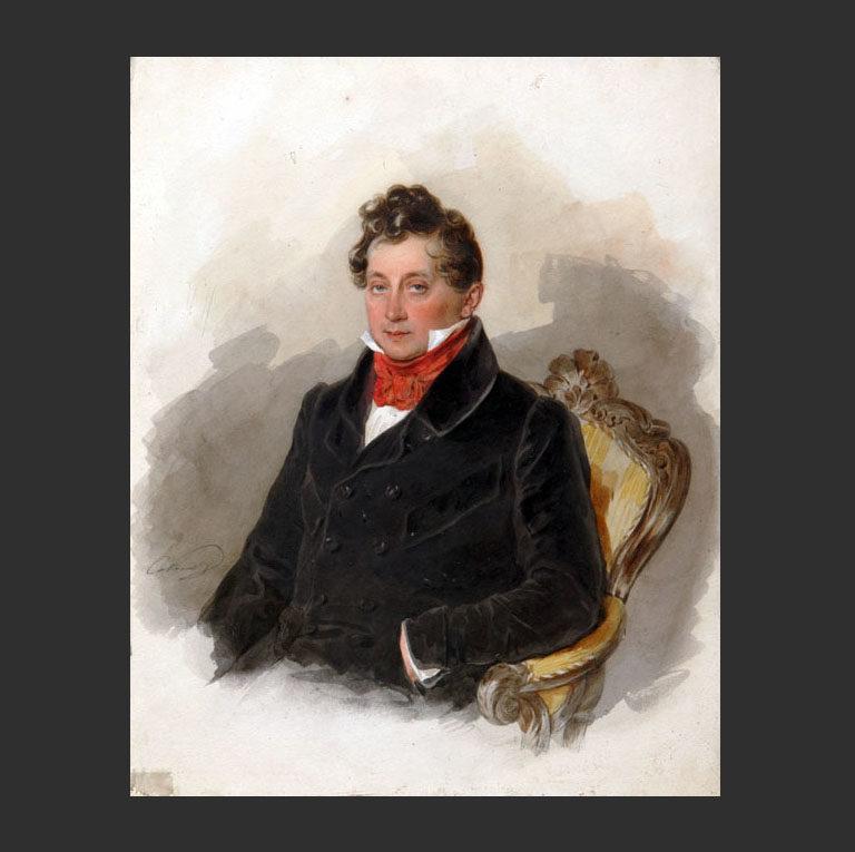 Граф Михаил Юрьевич Виельгорский (1788 — 1856)
