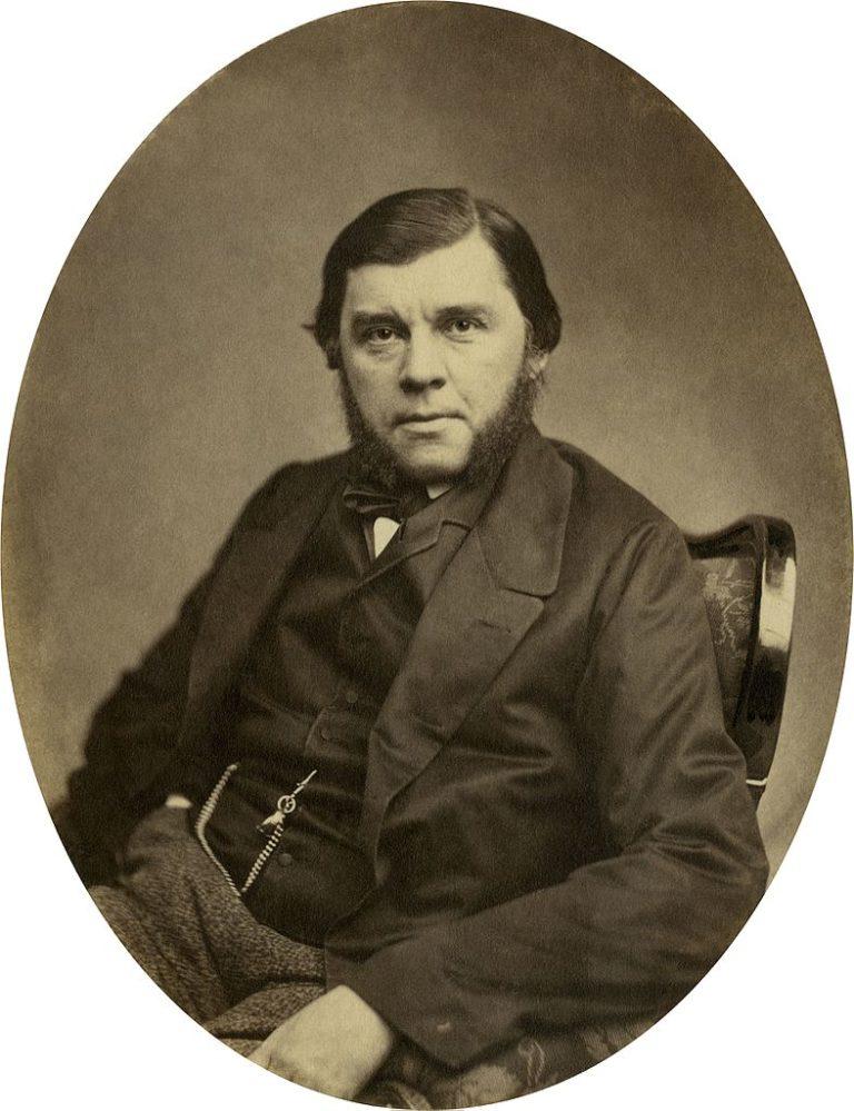 Граф Владимир Александрович Соллогуб (1813 — 1882)