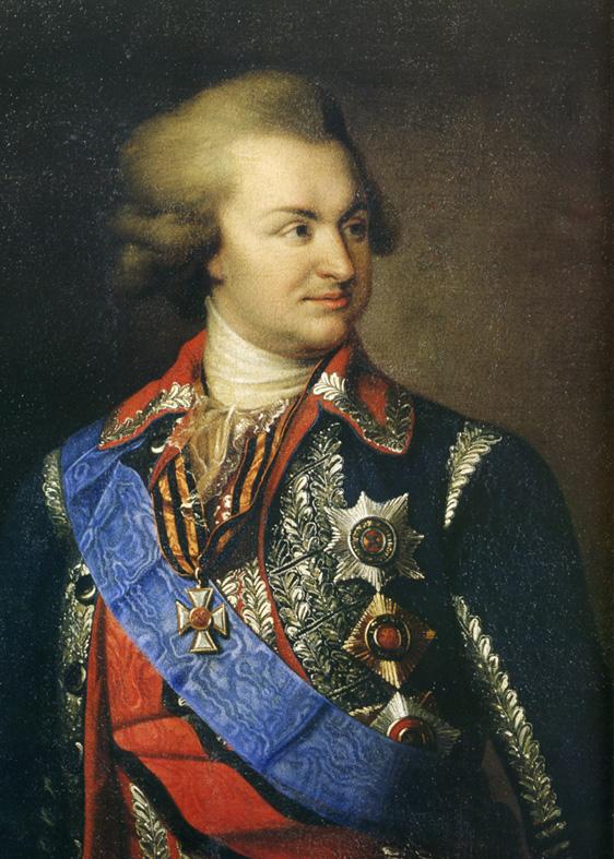 Григорий Александрович Потемкин-Таврический (1739-1791)