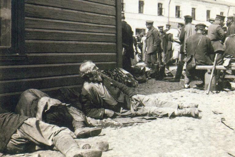 Хитровка, лето 1895