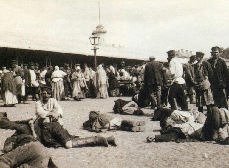 Хитровка, лето 1895 г.