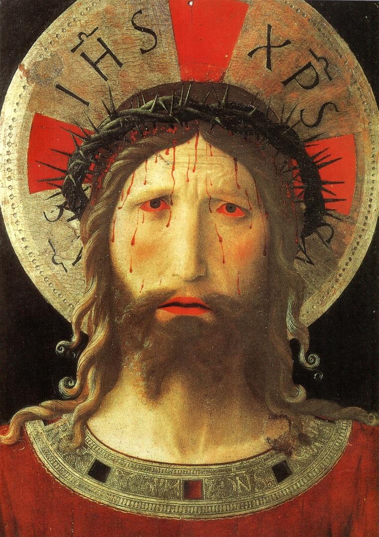 Христос коронованный терновым венцом. Ок. 1420