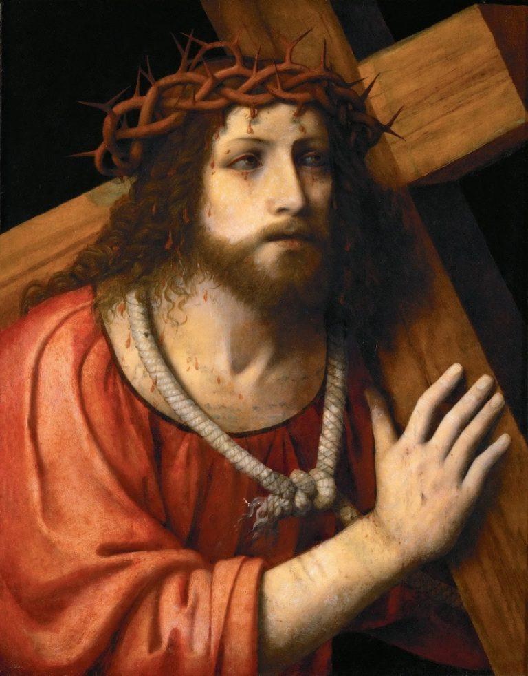 Христос, несущий крест. 1510-1515