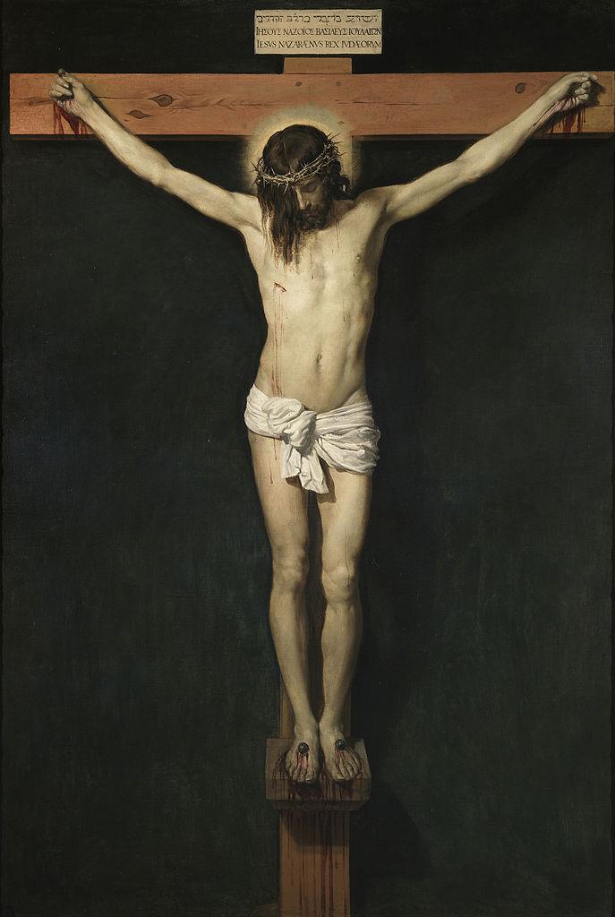 Христос распятый. 1632